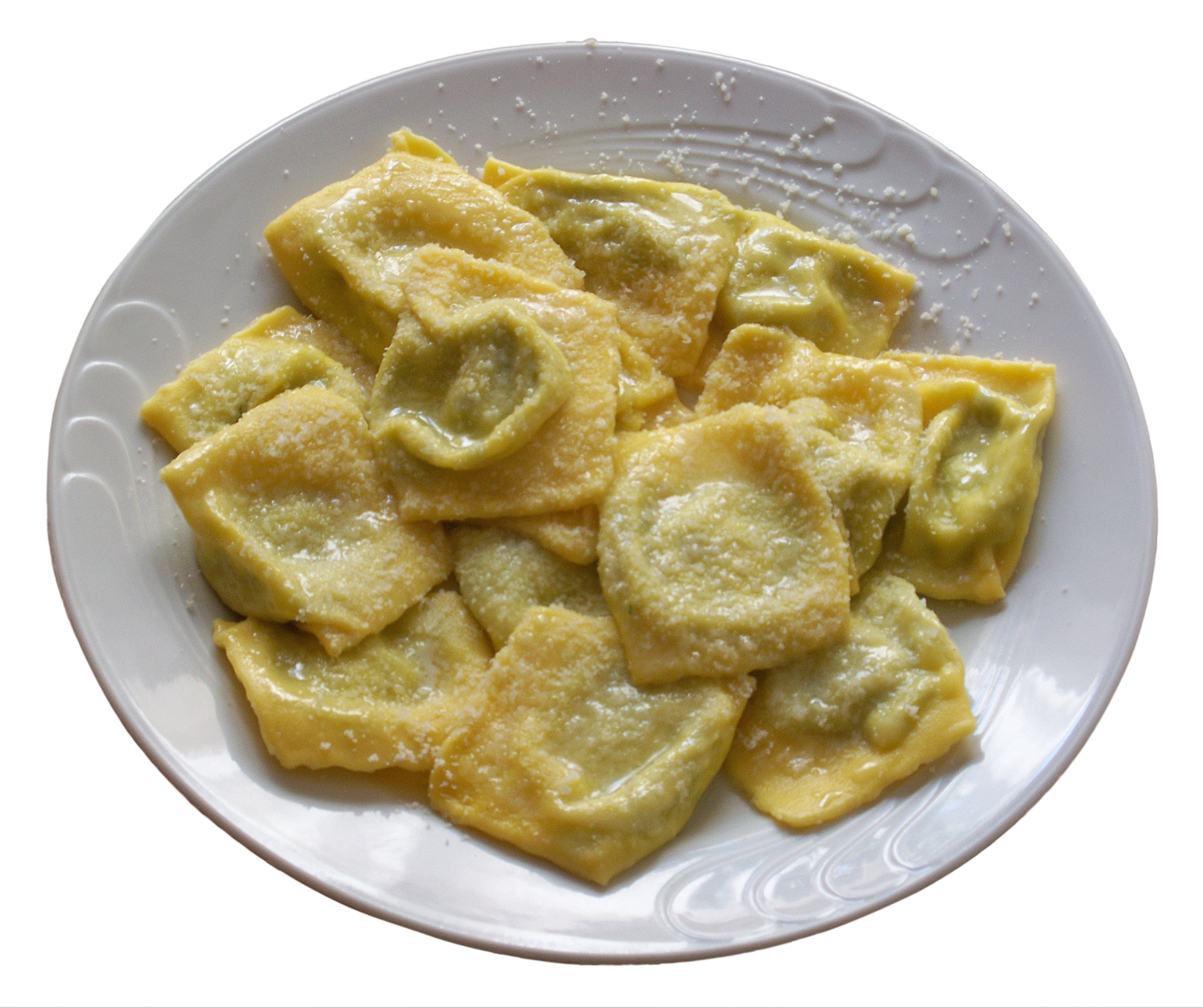 Tortelli d erbetta one of the first courses which are the most