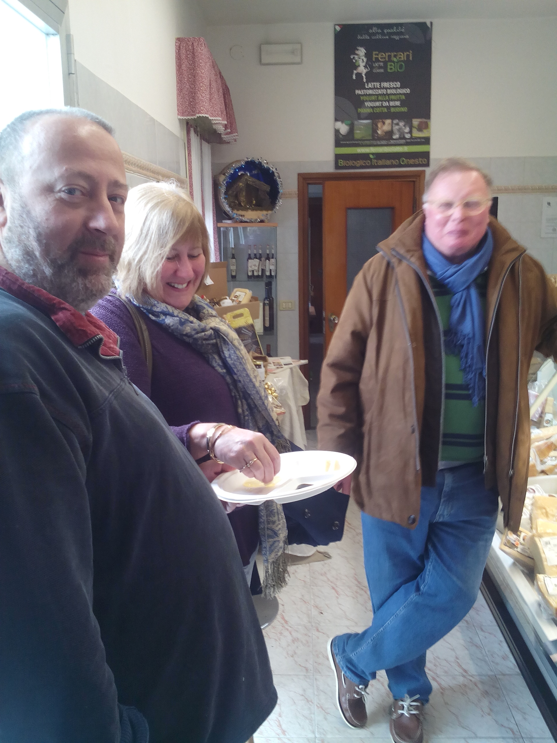 Greetings To The Uk Food Tours In Parma